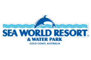 sea world resort & water park gold coast australia logo